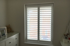 Full Height Louvered Shutters