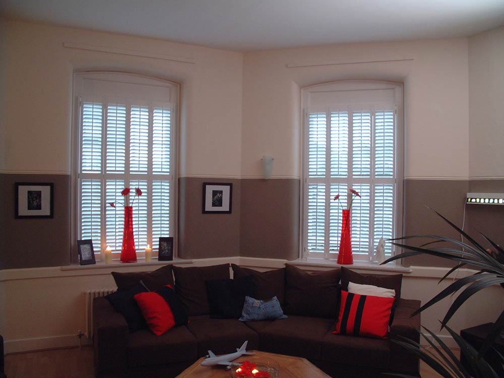 Shutters for 60min ITV Ashford show