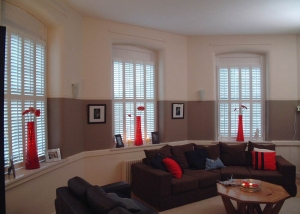 60min makeover shutters fitted for Ashford makeover