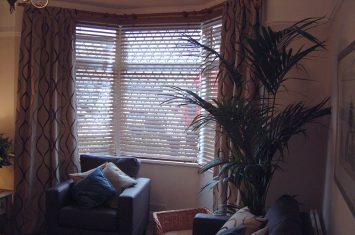 Blinds for ITV 60 Minute Makeover