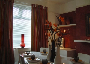 Southend blinds supplied and fitted for 60min makeover