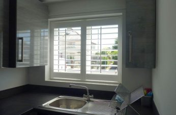 Waterproof kitchen shutter