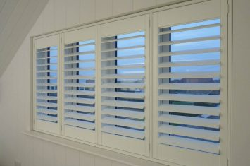 Shutters for Windows and Pets