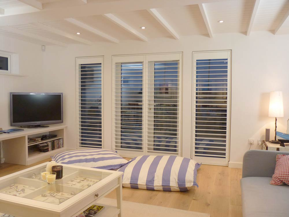Can You Fit Shutters To Patio Doors?