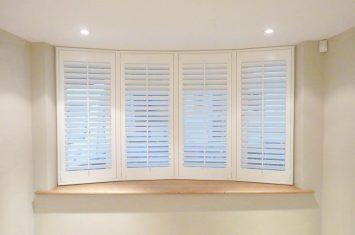 Do shutters eliminate light when closed?