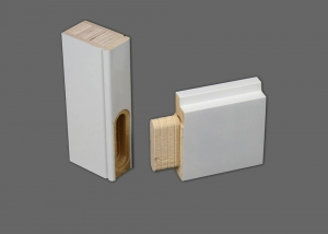 Scraft Mortise and Tenon Joint