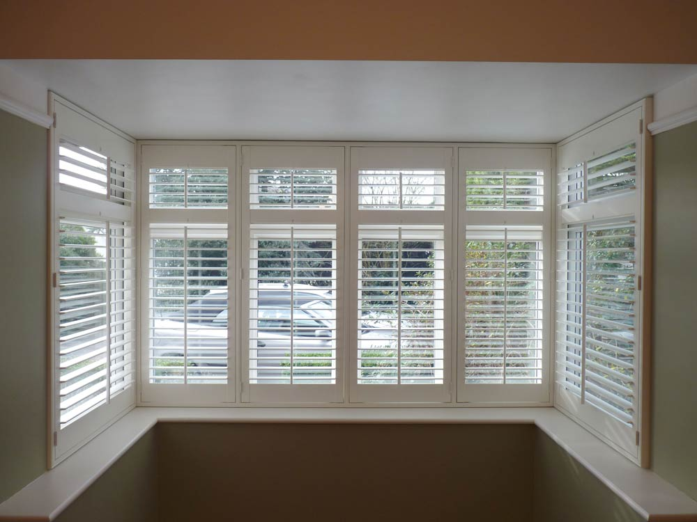 how to put in a bay window