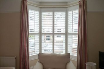 Shutters vs Curtains