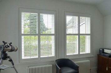 Chichester Shutters