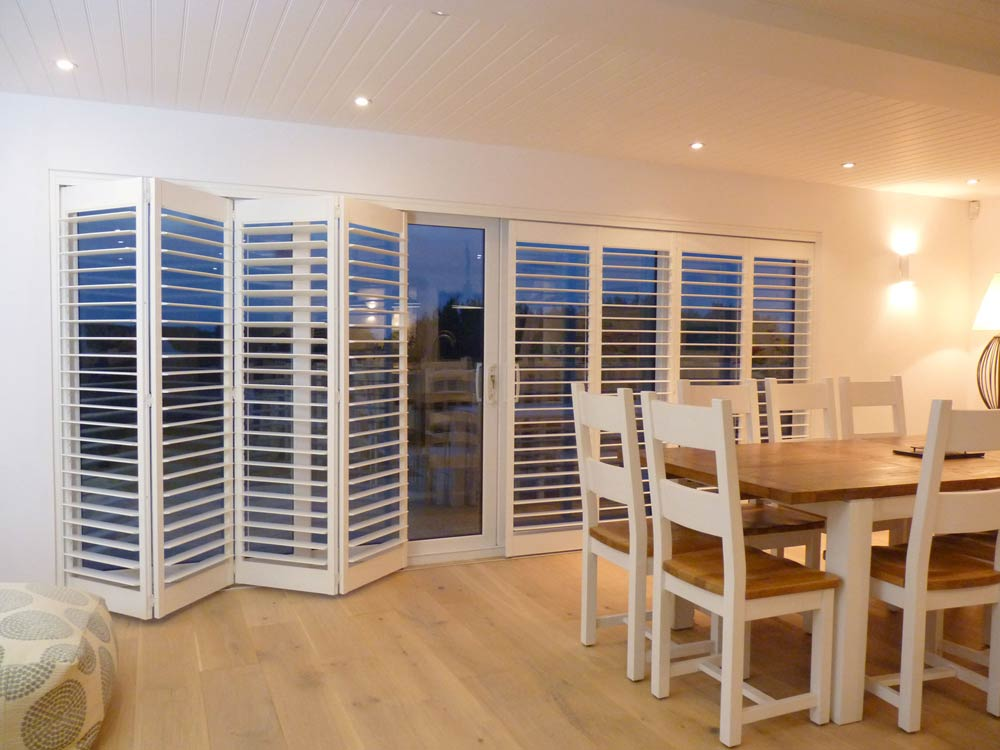 Bifold doors and integral blinds Page 1 Homes Gardens and DIY