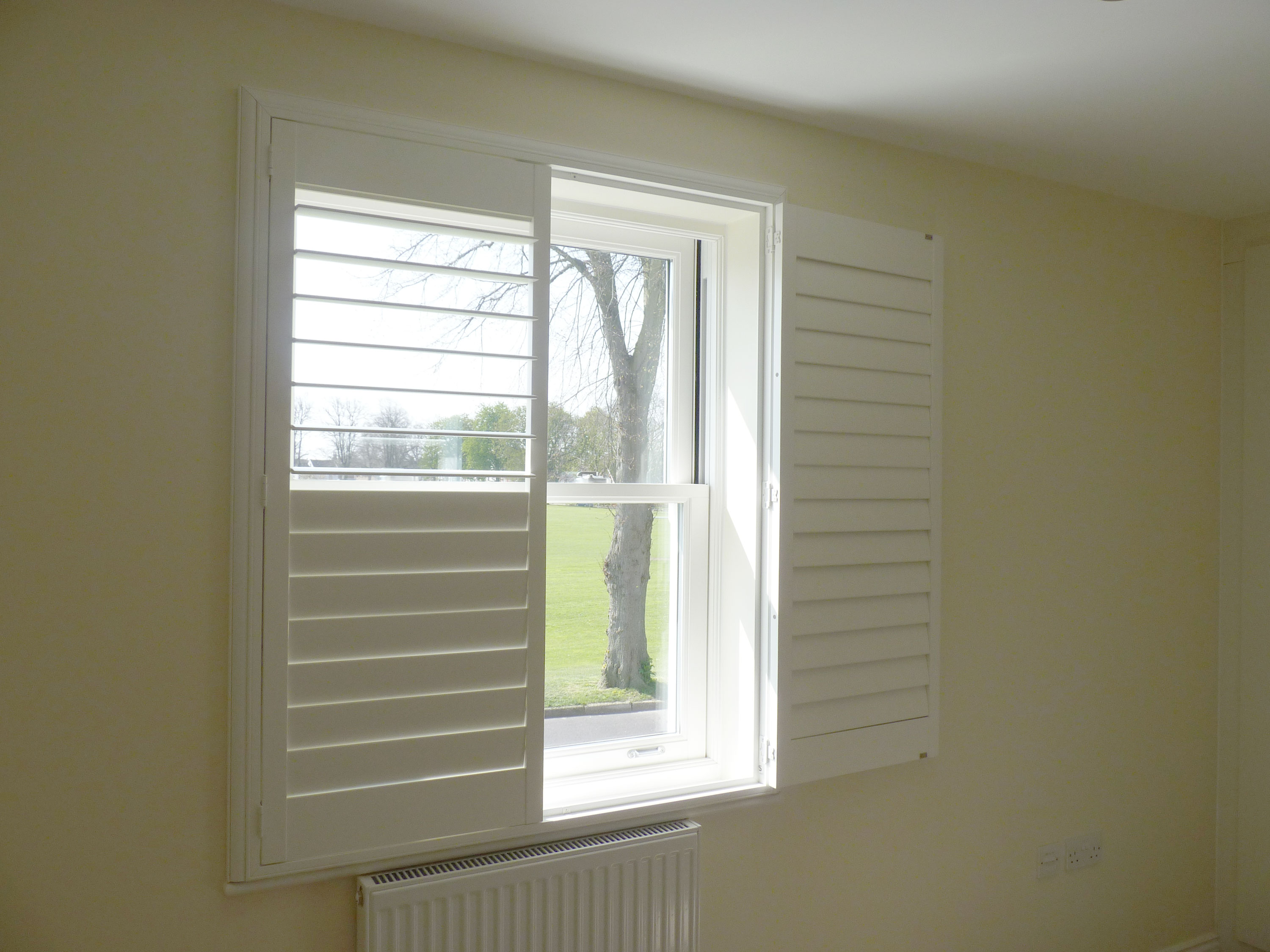 How to assemble a deco shutter frame opennshut for Bifold interior window shutters