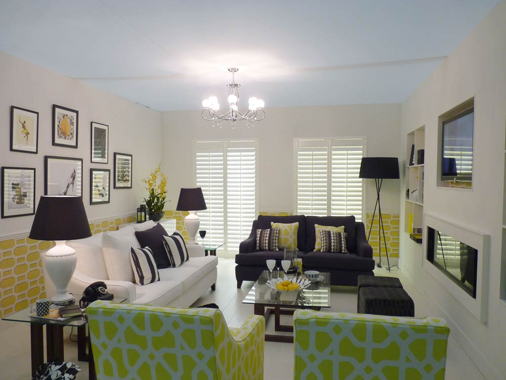 Ideal home use opennshut shutters for their set