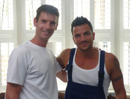 60min with Peter Andre