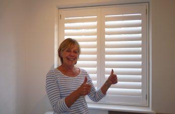 Sheila Ridley Testimonial from Opennshut