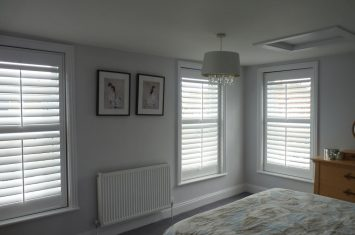 Shutters in Chichester