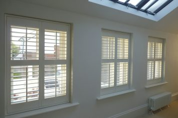 Standard Plus shutters are upgraded