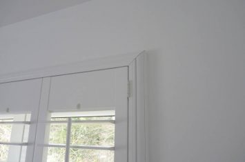 How to fit shutters using a Deco frame