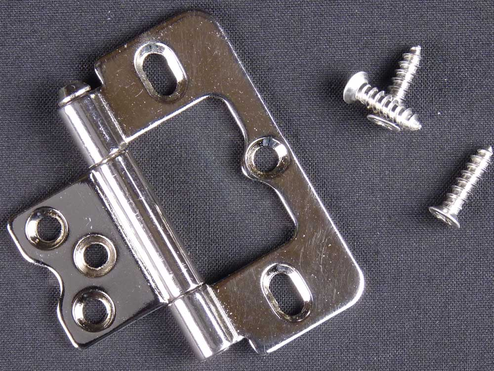 Nickel Shutter Hinge