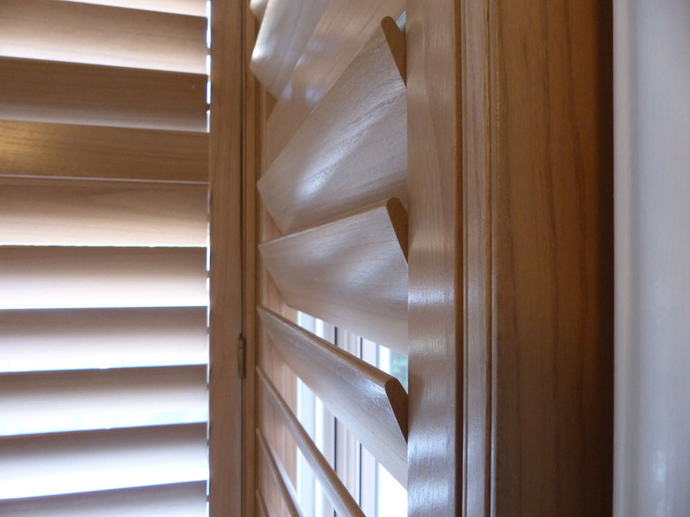 Craftsmanship Of Wooden Interior Shutters Opennshut