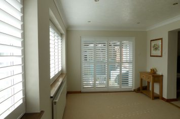 Easy to fit DIY interior shutters