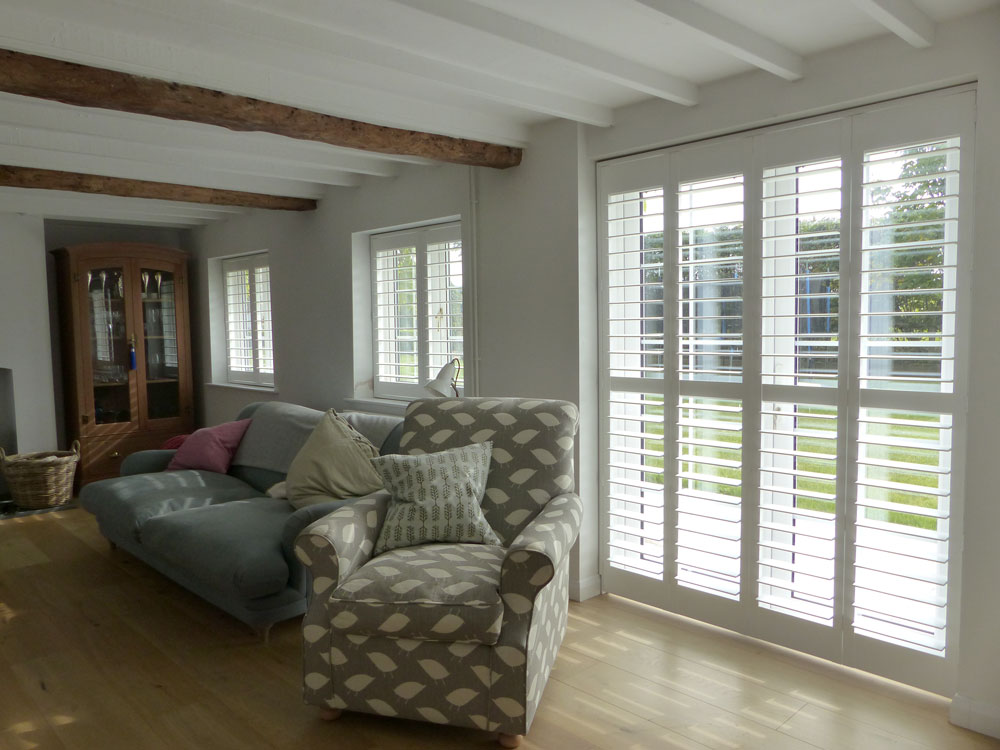 Plantation Shutters Uk Opennshut