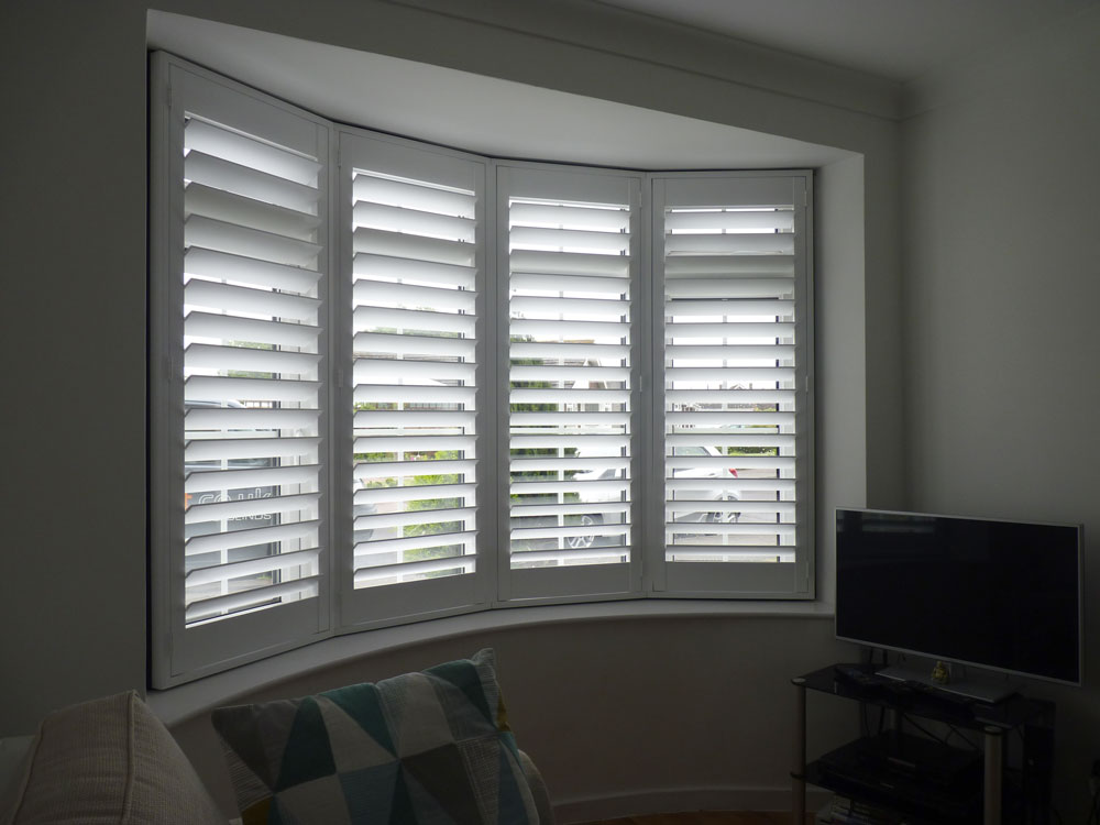 New Video Posted On Bay Window Shutters Opennshut