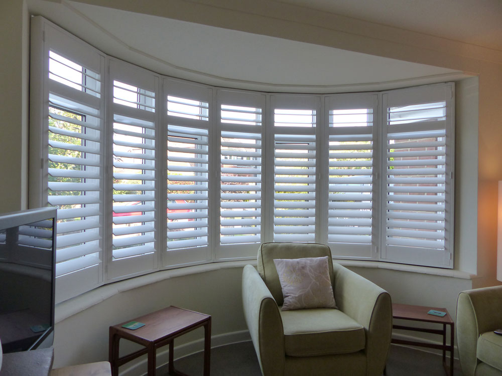 Elite Wood Shutters (Sumatra)