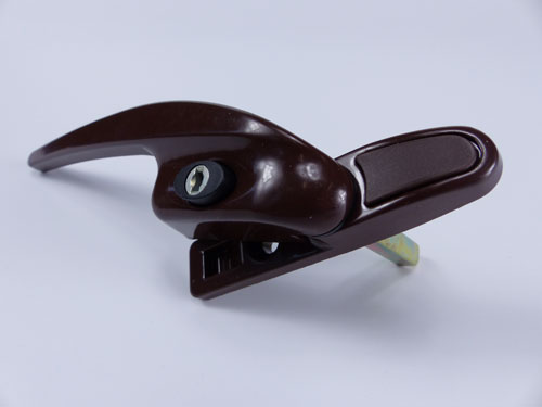 Brown Low Profile Handle