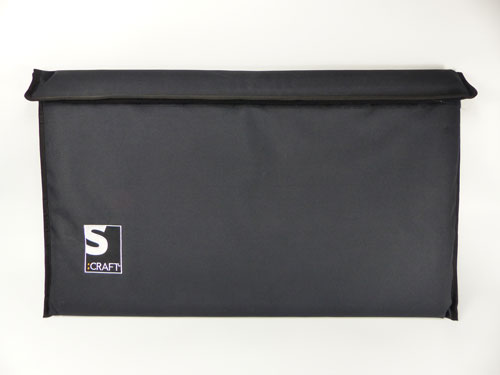 Scraft Sample Panel Bag Front